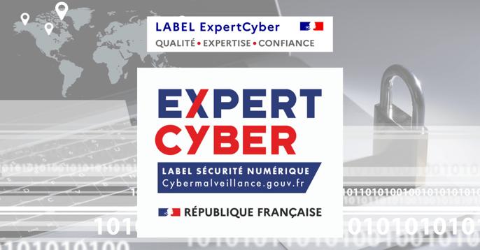 Label ExpertCyber Cybersécurité